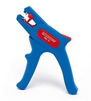 Стриппер для проводов 0,2-6 мм, (Снятие изоляции с контактов, Ножницы для провода). WEICON № 5