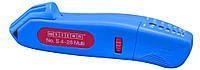 Кабельный нож (Снятие изоляции, Зачистка контактов) WEICON S 4-28 Multi
