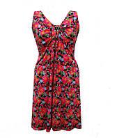 Женский летний сарафан, женская одежда от производителя, интернет магазин, вискоза