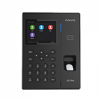 Биометрический терминал контроля доступа с учетом рабочего времени  ANVIZ C2 PRO