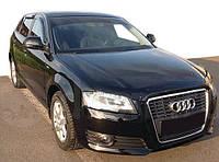 Audi A3 2004-2012 гг. Дефлектор капота (VIP)