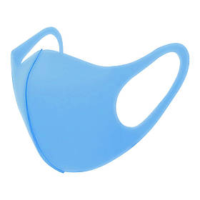 Захисна маска Pitta Ocean PA-O, розмір: дорослий, блакитний