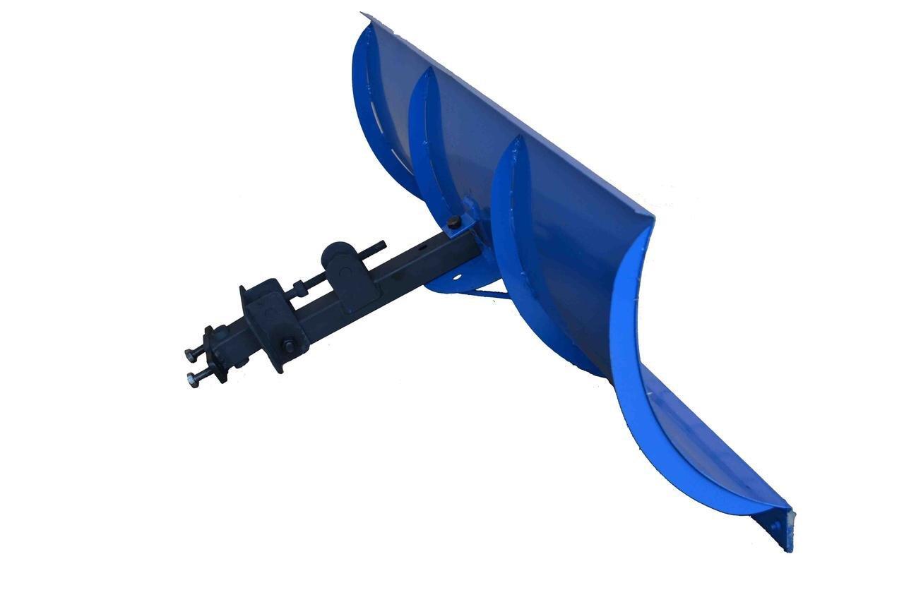 Лопата-відвал (посилена) для мотоблока прибирання снігу (Тип 2)