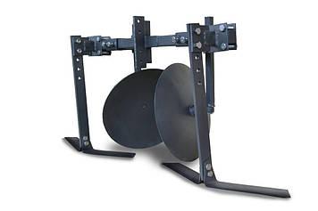 Окучник дисковый с пропольником (к-кт)