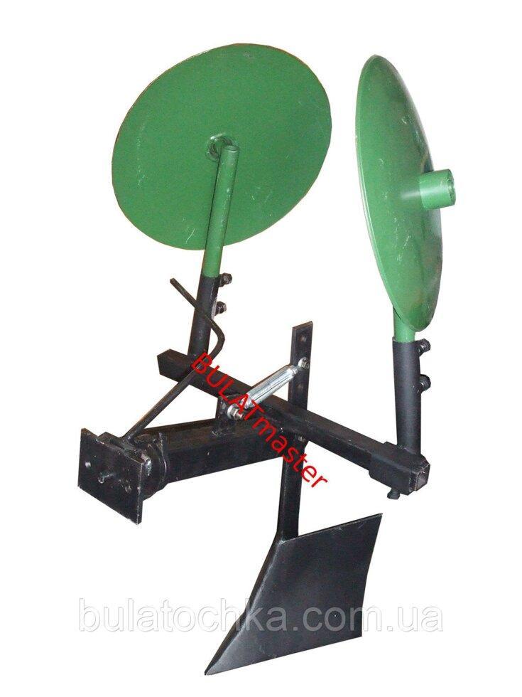 Картоплесаджалка КП-1(EXPERT) для мотоблока оборотна