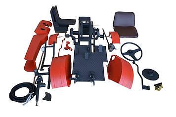 Комплект для переробки мотоблока в трактор (комплект EXPERT)