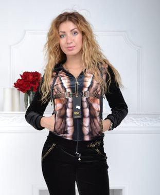 Женский велюровый турецкий спортивный костюм  разм 42,44,46