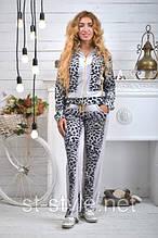 Женский велюровый турецкий костюм ; разм 42,44,46,48,50