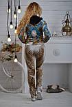 """Жіночий велюровий турецький костюм """"Bezlo"""" ; розм 42,44,46,48, фото 5"""
