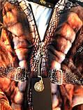 Брендовий велюровий турецький костюм 42,44,46 розм, фото 2