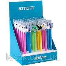 Ручка шариковая Tropic, синяя, фото 2