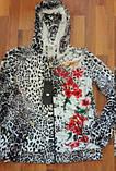 Велюровый женский турецкий костюм EZE купить разм 42,44,46, фото 4