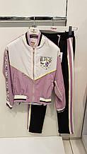 Женский брендовый спортивный костюм (Турция,RAW); разм C,М,Л,ХЛ