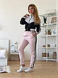 Жіночий брендовий спортивний костюм (Туреччина,RAW); розмір С,М,Л,ХЛ, фото 3