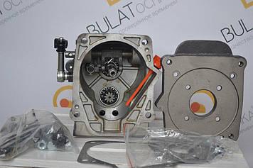 Коробка передач WEIMA 1100-6 (ходоуменьшитель для мотоблока + зчеплення) DELUXE