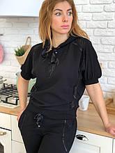 Женский брендовый спортивный костюм (Турция, Zanardi); разм 44,46,48,50
