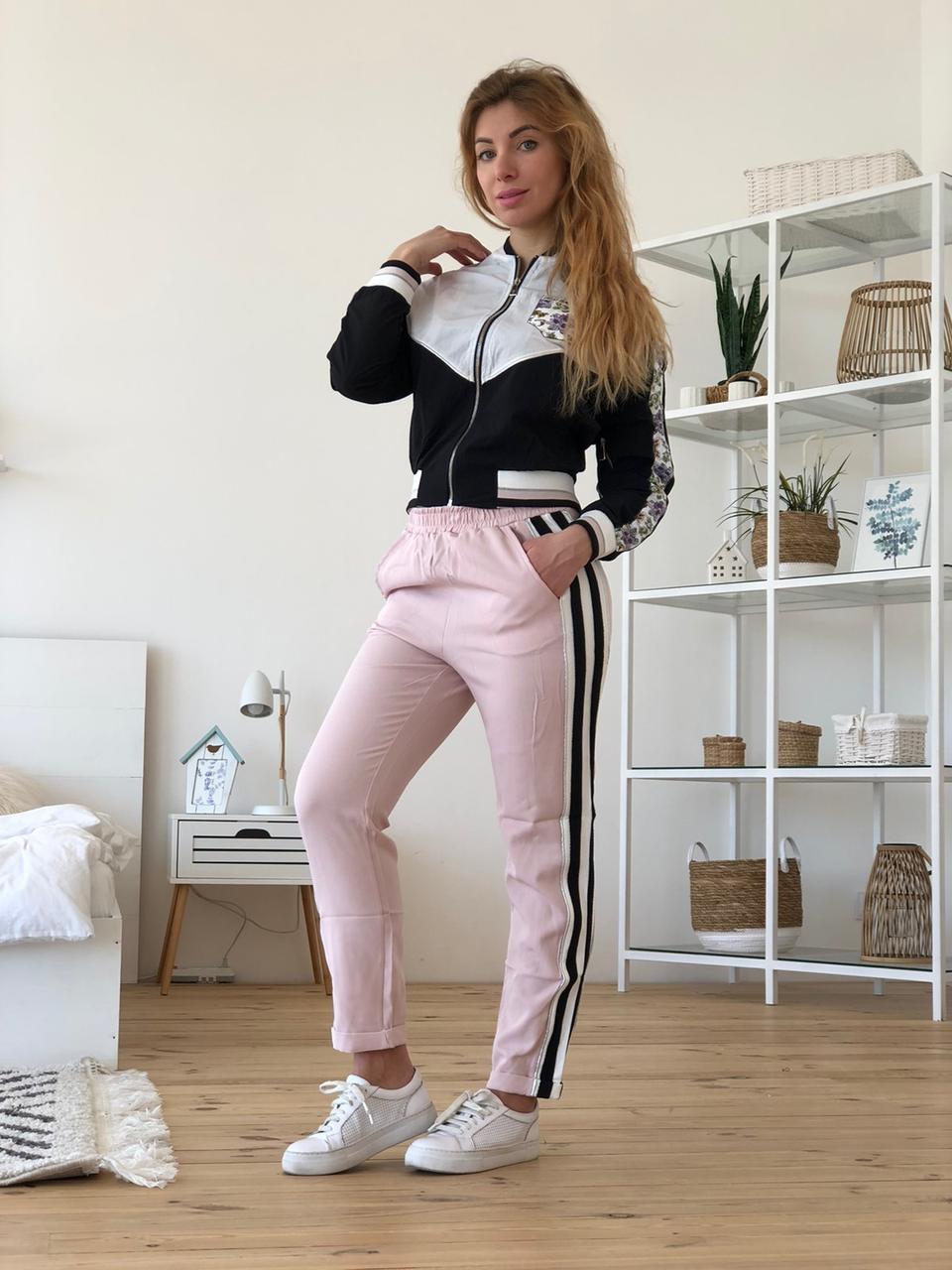 Жіночий брендовий спортивний костюм (Туреччина, RAW); розм 42,44,46,48