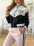 Жіночий брендовий спортивний костюм (Туреччина, RAW); розм 42,44,46,48, фото 4