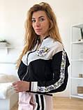 Жіночий брендовий спортивний костюм (Туреччина, RAW); розм 42,44,46,48, фото 5