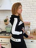 Женский брендовый спортивный костюм (Турция,Valentino ); разм 36,38,40, фото 4