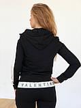 Женский брендовый спортивный костюм (Турция,Valentino ); разм 36,38,40, фото 6