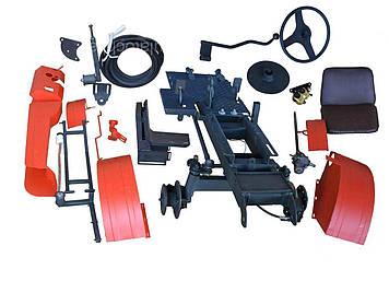 Комплект для переробки мотоблока в трактор (комплект EXPERT-3)