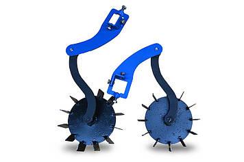 Опорні колеса (опорні котки для подвійного зчеплення або системи MODERN, комплект - 2шт.)