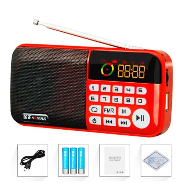 Радиоприемник Nontaus S97 цифровой USB