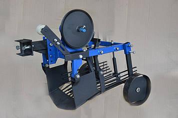 Картофелекопалка вибрационная КМ - 3 (двухэксцентриковая) AMG