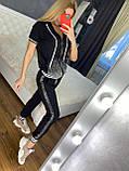 Женский летний костюм  *Cignet* (Турция); разм С,М,Л,ХЛ полномерные, 4 цвета, фото 4