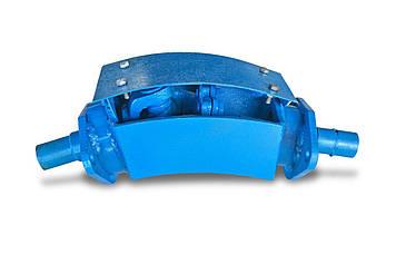 Кутовий редуктор для фрези Мотор Січ (перехідник карданний ПОСИЛЕНИЙ) для фрезерного культиватора