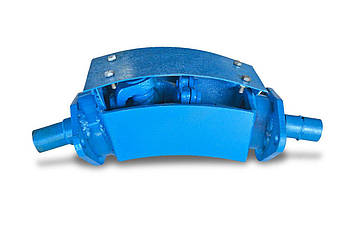 Угловой редуктор для фрезы Мотор Сич (переходник карданный УСИЛЕННЫЙ) для фрезерного культиватора