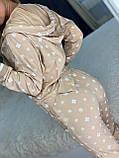 Жіночий брендовий спортивний костюм (Туреччина, RAW); розміри,М,Л,ХЛ (повномірні), 2 кольори., фото 6
