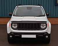Jeep Renegade Дефлектор капота EuroCap