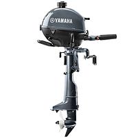 Лодочный мотор Yamaha F2.5 BMHS -  подвесной мотор для яхт и рыбацких лодок, фото 2