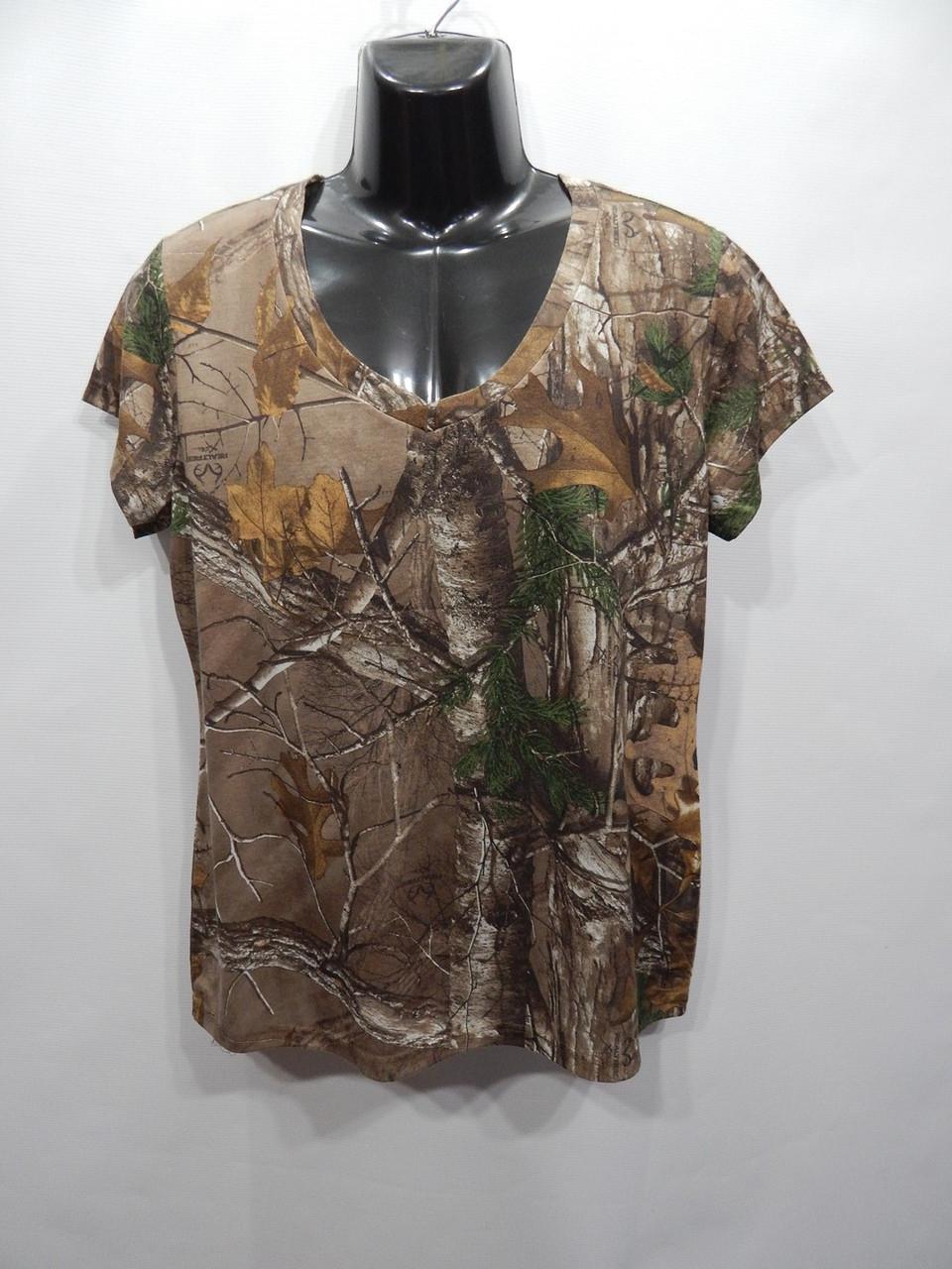 Чоловіча футболка Realtree оригінал р. 50-52 019мф