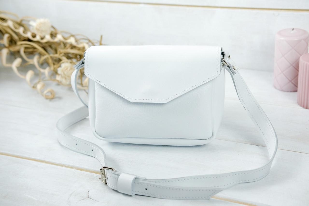 Сумочка Лилу, Гладкая кожа, цвет Белый