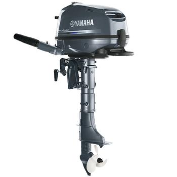 Лодочный мотор YAMAHA F5 AMHS - подвесной мотор для яхт и рыбацких лодок