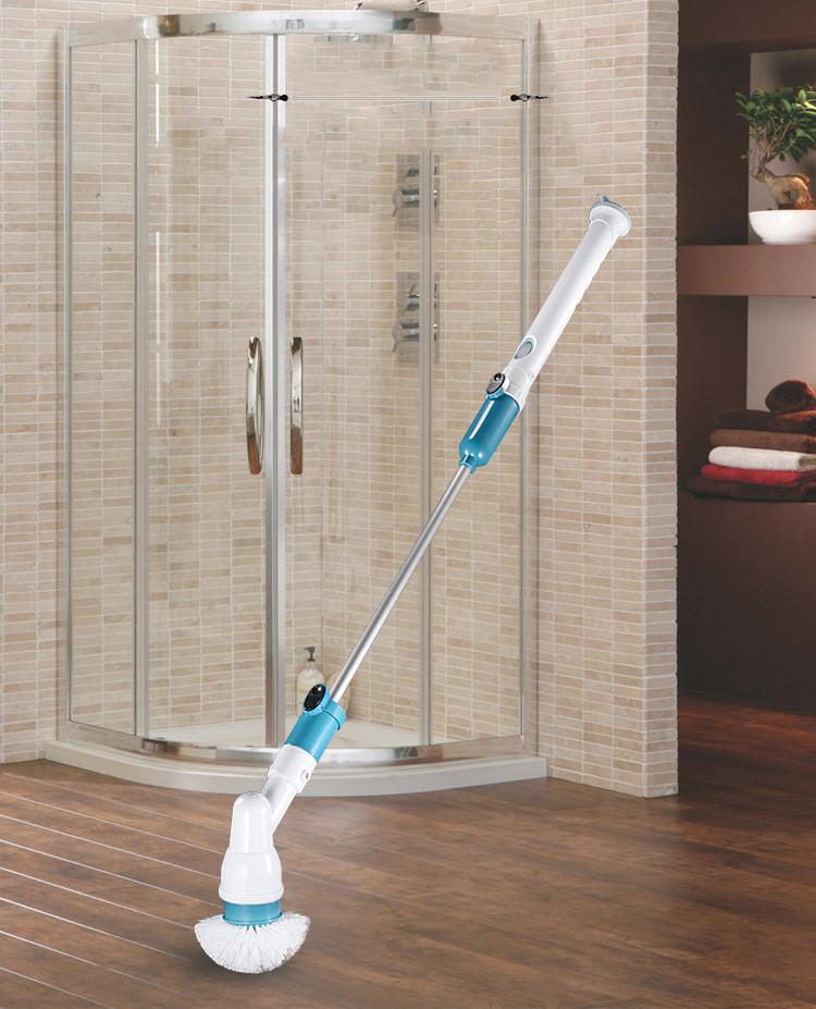 Электрическая щетка для уборки пола, плитки, углов (ОДКХ-400)