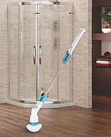 Электрическая щетка для уборки пола, плитки, углов (ОДКХ-400), фото 1