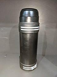 УЦІНКА! Термос залізний Shiny 2 л Stenson 1842-3, чорний