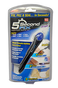 Супер клей для фиксации 5 Second Fix с ультрафиолетом 132192P