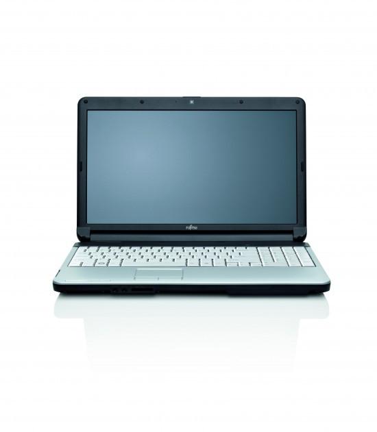 Ноутбук Fujitsu LIFEBOOK A532-Intel Core-i3-2350M-2.3GHz-4Gb-DDR3-320Gb-HDD-DVD-R-W15.6-Web-(B-)- Б/В