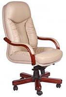 """Кресло кожаное для руководителя """"Буффало HB"""", Офисные кресла, фото 1"""