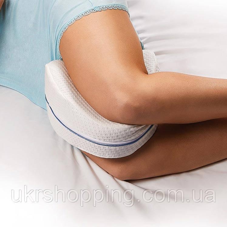 Ортопедическая треугольная анатомическая подушка между ног, с эффектом памяти Leg Pillow для ног (SH)