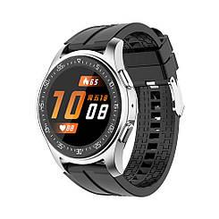 Розумні смарт годинник Modfit SM2 Black-Silver