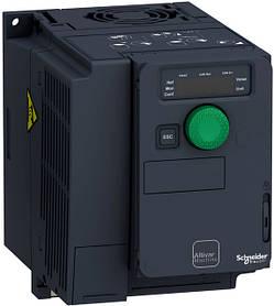 Частотний Перетворювач ATV320C трифазний