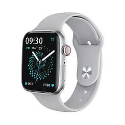 Розумні смарт годинник Modfit HW22SM Gray-Silver