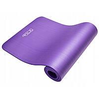 Коврик (мат) для йоги и фитнеса 4FIZJO NBR 1.5 см (4FJ0151)