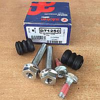 Ремкомплект AUTOFREN D7125С направляющяя переднего суппорта DACIA LOGAN без ABS 04->